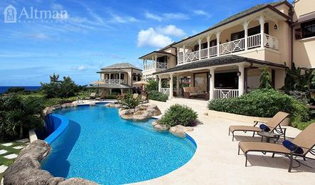 Luxury Royal Westmoreland villa