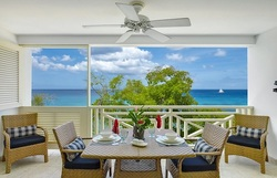 Waterside 405, a Paynes Bay beach apartment