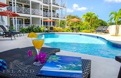 Lantana - Barbados apartment