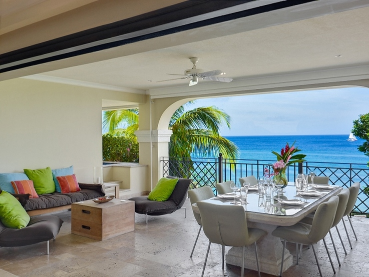 Sandy Cove 201, a luxury Barbados apartment