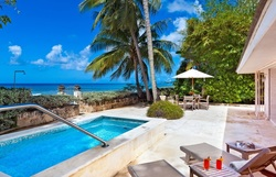 Leamington Cottage, a luxury Barbados beach villa