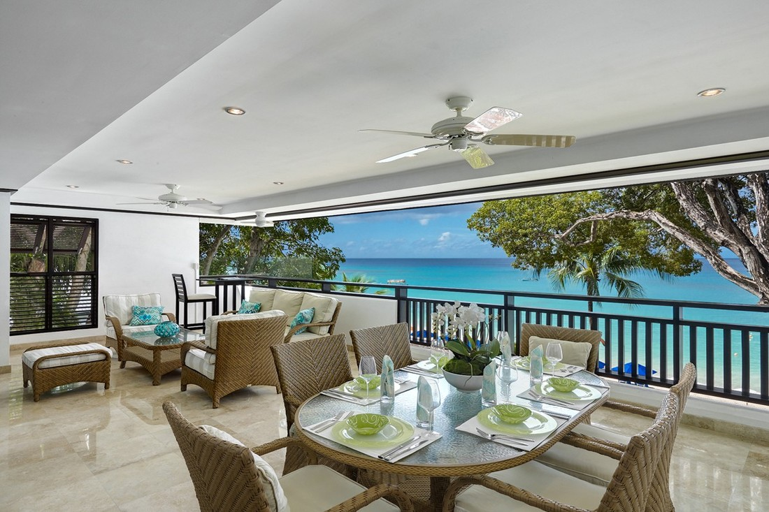 Luxury Barbados apartments at Coral Cove